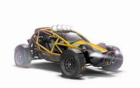 Terenowy bolid – Ariel Nomad